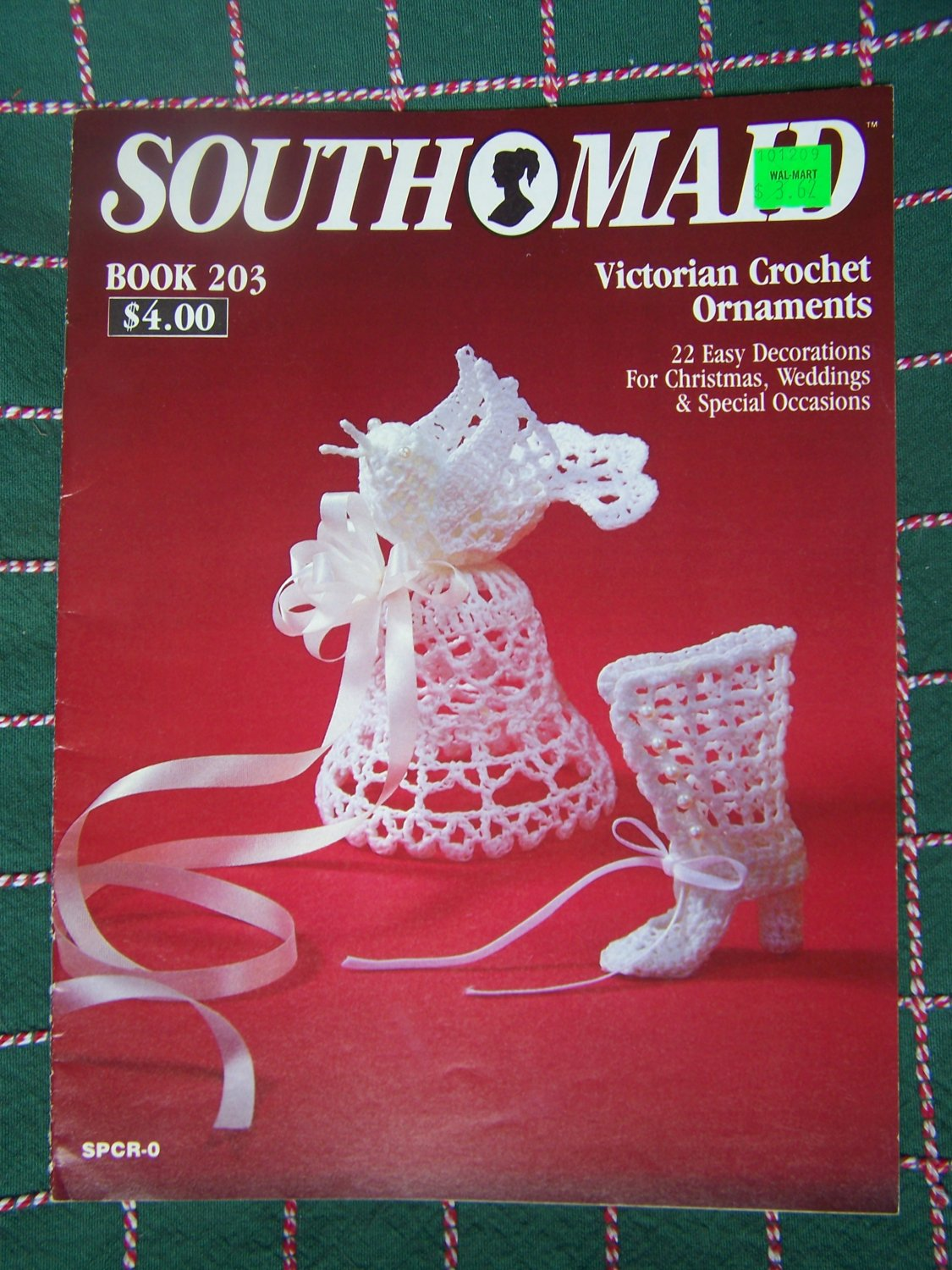Vintage 22 Easy Victorian Christmas Crochet Patterns Ornaments Decorations