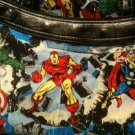 Avengers Marvel comic fabric Captain America, Ironman