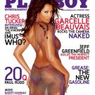 Playboy Magazine: Garcelle Beauvais (August 2007)