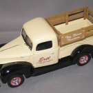 HARD TO FIND VINTAGE DIECAST 1940 FORD STAKED PICKUP ERTL ON DOOR