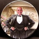DADDY WARBUCKS COLLECTOR PLATES