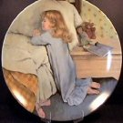 EVENING PRAYER COLLECTOR PLATES