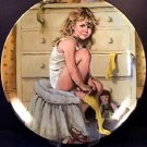 GETTING DRESSED COLLECTOR PLATES