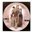 JUDGEMENT OF SOLOMON COLLECTOR PLATES