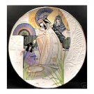 PHARAOH'S DAUGHTER AND MOSES COLLECTOR PLATES
