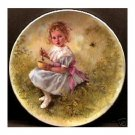 LITTLE MISS MUFFET   COLLECTOR PLATES