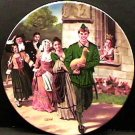 THE GOLDEN GOOSE  COLLECTOR PLATES