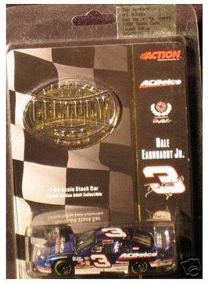1999 #3 DALE EARNHARDT JR. LAST LAP OF THE CENTURY   NASCAR  DIECAST REPLICA