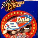2000 #8 DALE EARNHARDT JR. CAR AND DRIVER STICKER  NASCAR  DIECAST REPLICA