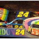 1999 JEFF GORDON #24 DUPONT 1 OF ONLY 15,000 MADE  NASCAR  DIECAST REPLICA
