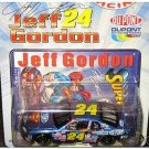 1999 JEFF GORDON #24 DUPONT SUPERMAN  NASCAR  DIECAST REPLICA