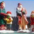Caroling Family
