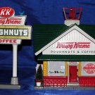 KRISPY KREME DOUGHNUT SHOP (SET OF 2)