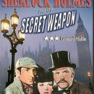 BASIL RATHBONE, NIGEL BRUCE...IN...SHERLOCK HOLMES....A CLASSIC ON DVD