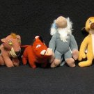 Lion King II- Plush Set