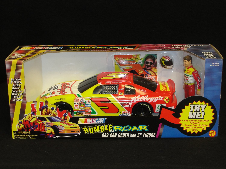 Terry Labonte Rumble n Roar Gas Can Racer