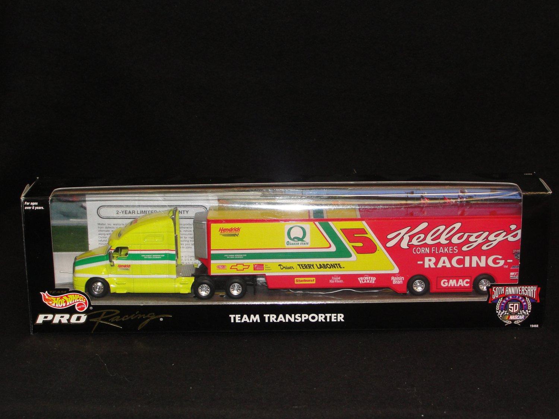 Terry Labonte Team Transporter
