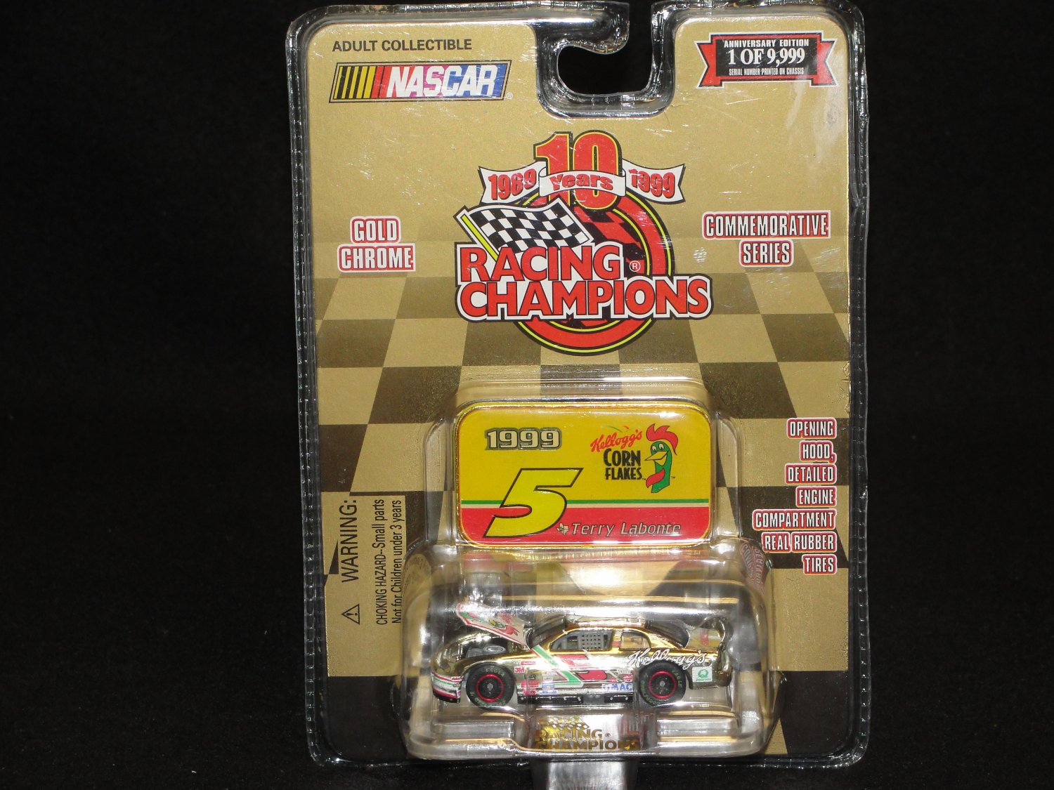 Terry Labonte 10 Years Racing Champions