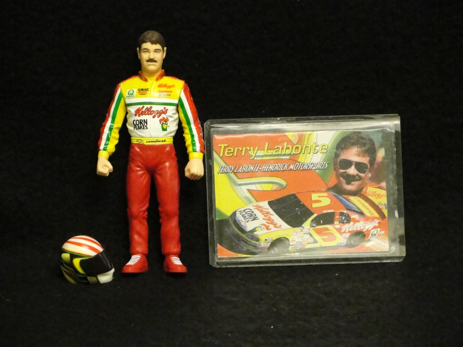 Terry Labonte NASCAR Superstars of Racing Special Edition