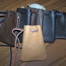 Soft Hide Medicine/Tobacco Bag FREE SHIPPING Med