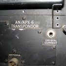 Military AN/APX-6 Transponder