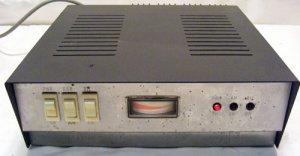 Vintage Stam Comm Amateur Amplifier SC-100T-BIL-AC