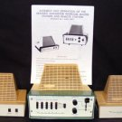 Heathkit Transistor Intercom Master and Remote Station