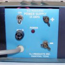 V-J Products Inc. D. C. Regulated Power Supply 15 AMPS