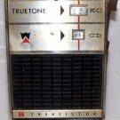 Vintage Truetone 8 Transistor Radio Model DC 3438