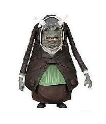 "HITCHHIKER'S GUIDE TO THE GALAXY 7"" FIGURE KWALTZ"