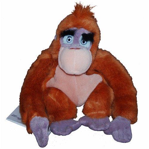 King Louie the Gorilla Jungle Book - Disney Mini Bean Bag Plush