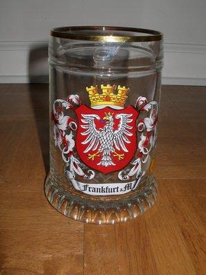 Clear Glass Frankfurt Stein
