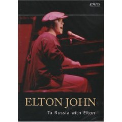 To Russia with Elton (Russian Version Interviews) Import
