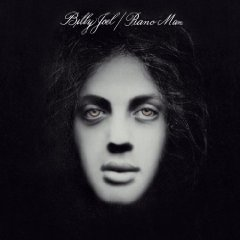 Piano Man by Billy Joel 1973 CBS Columbia