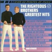 The Righteous Brothers Greatest Hits Vol 1.  1988 PolyGram Records Collectible Item