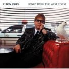 Songs from the West Coast by Elton John 2001