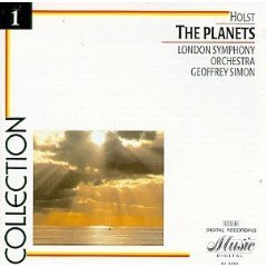 Holst - The Planets London Symphony Orchestra Geoffrey Simon