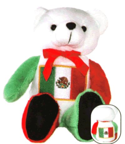 Mexico Honor Bear