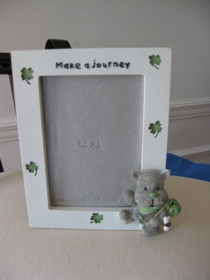 """""""Make A Journey"""" Picture Frame"""