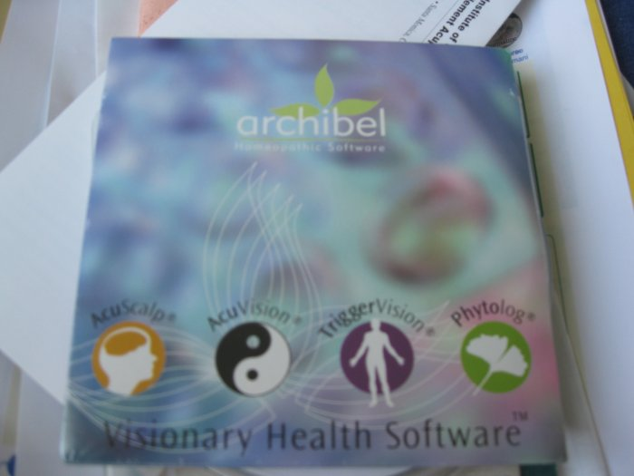 Archibel Homeopathic Software