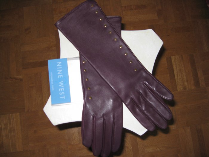 Genuine Lether Gloves by Nine West
