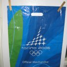 Original Torino 2006 Olympic Games Plastic Bag