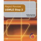 Rapid Review USMLE Step 3 by David Rolston MD and Craig Nielsen MD (Paperback - Aug 21, 2007)