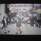 Kim Anderson Photograph Album