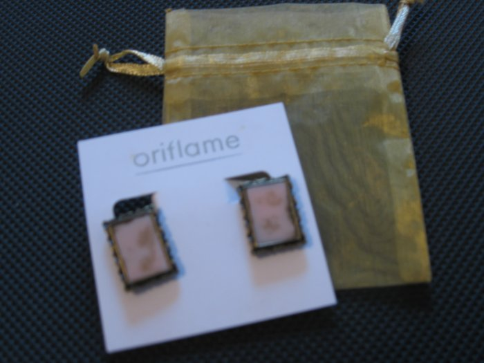 Oriflame Amber Spirit Earrings
