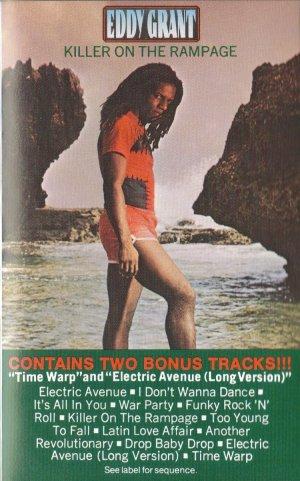 Eddy Grant - Killing On The  Rampage