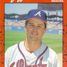 Card #50 Jeff Treadway