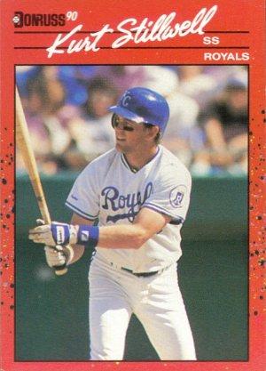 Card #120 Kurt Stillwell