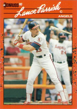 Card #213 Lance Parrish