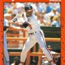 Card #234 Johnny Ray